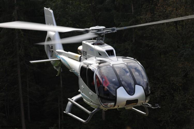 Helibras entrega ACH130 para cliente de Santa Catarina