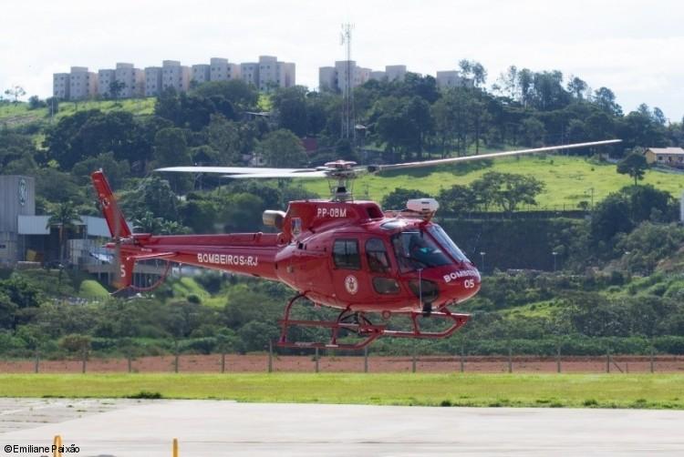 Helibras e Corpo de Bombeiros do Rio de Janeiro assinam carta de intenção para fornecimento de quatro helicópteros H125